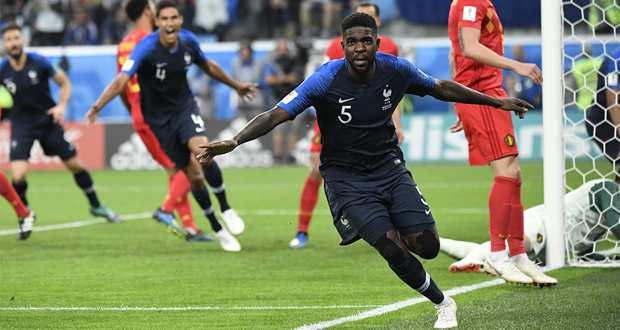 Coupe du monde 2018 : TF1 pulvérise son record annuel d'audience avec France-Belgique https://t.co/GBHF56rbxH