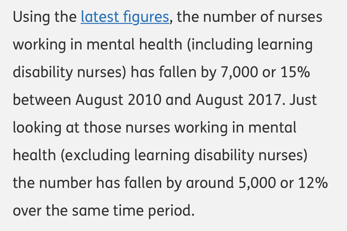 7000 is the number of mental health nurses cut from the service since 2010. fullfact.org/health/mental-… /6