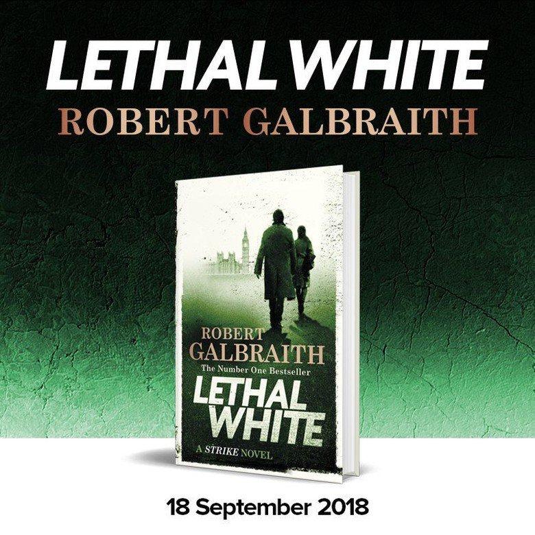 Lethal white  de Robert Galbraith (Cormoran Strike, tome 4) DhzE6lCVAAACK-J