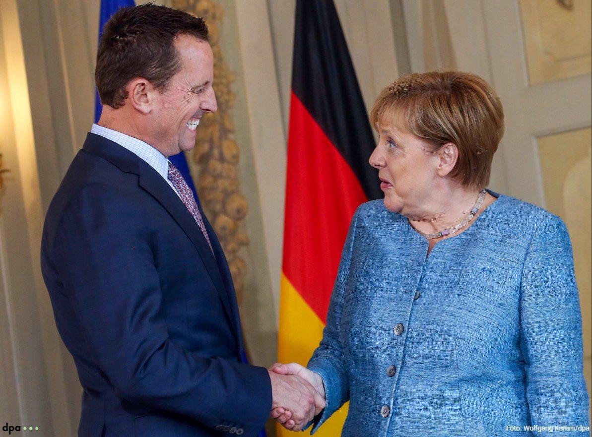 US-Botschafter Grenell erhöht vor Nato-Gipfel Druck auf Merkel https://t.co/9N9XXvRlYc via @handelsblatt (him)