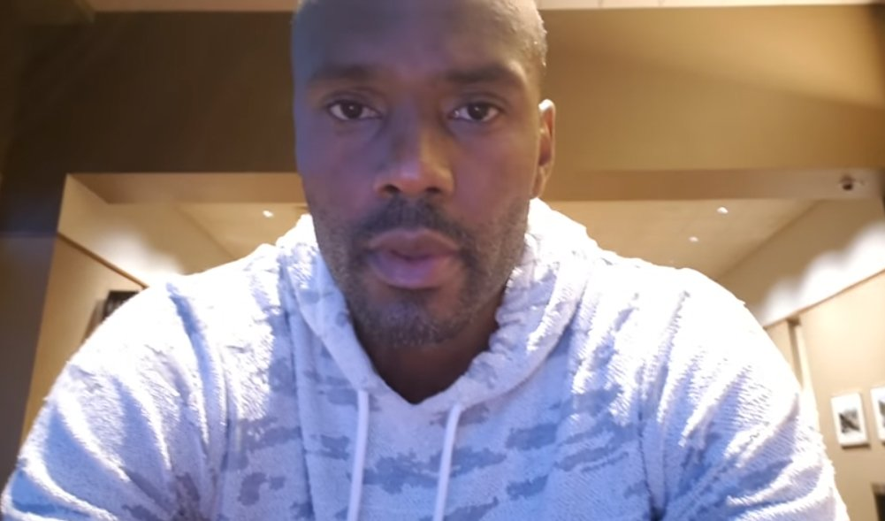 Billy Knight, former UCLA basketball player, posts chilling goodbye video before apparent suicide  http:// nydn.us/2ubLjzH  &nbsp;  <br>http://pic.twitter.com/2DxIDKHQFR