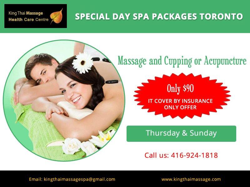 Toronto thai happy massage The Best