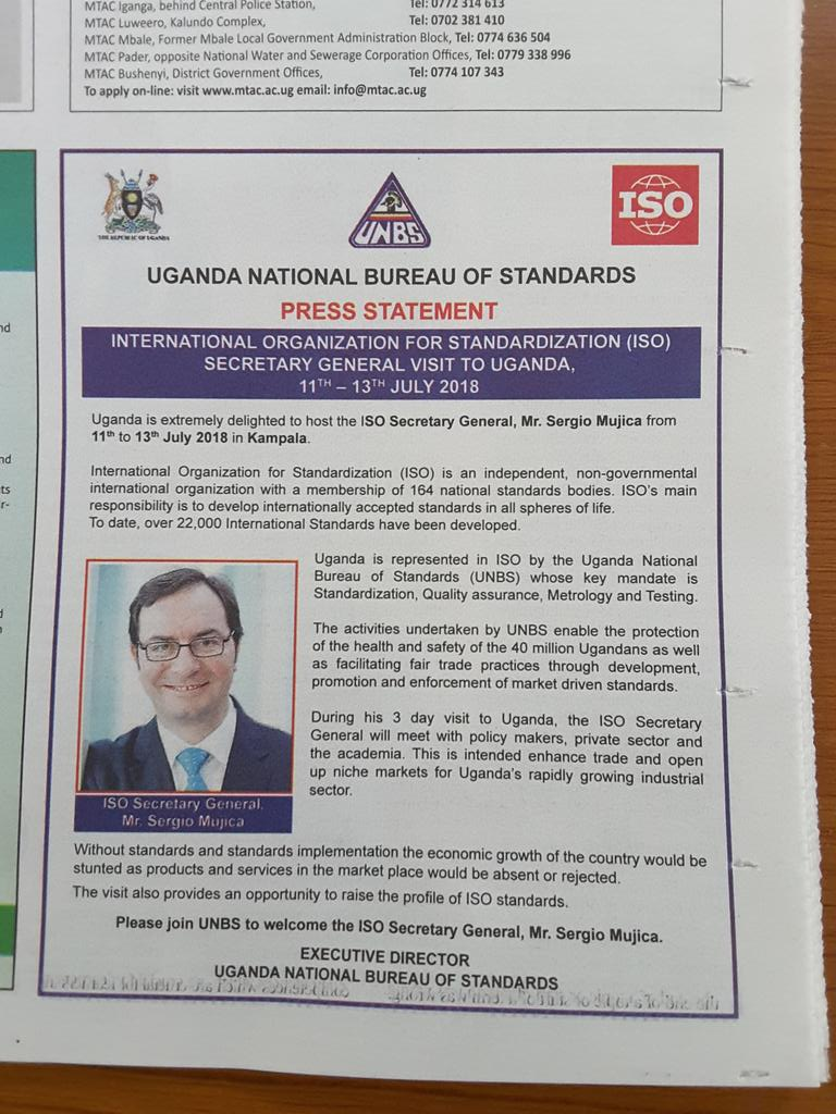 Kampala dating service tekenen je dating gehuwde man