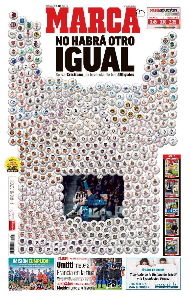 Marcadan Ronaldoya orijinal vida üzqabığı