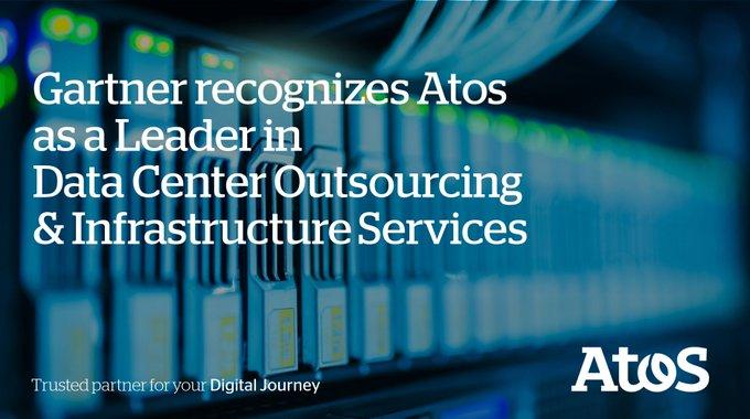 @Gartner_inc reconoce a Atos por segundo año consecutivo como líder en servicios de infraestru...