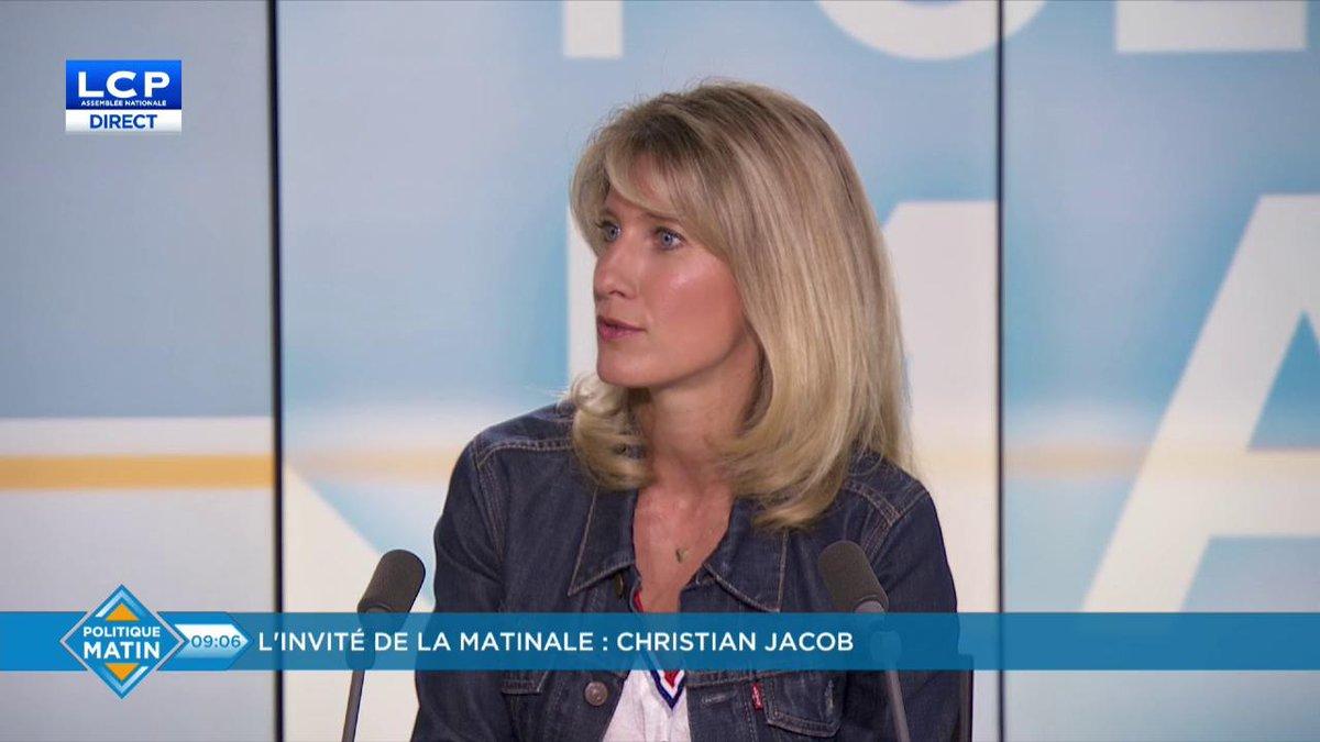 """- Christian Jacob : """"Je pense que @gerard_larcher est d\"""