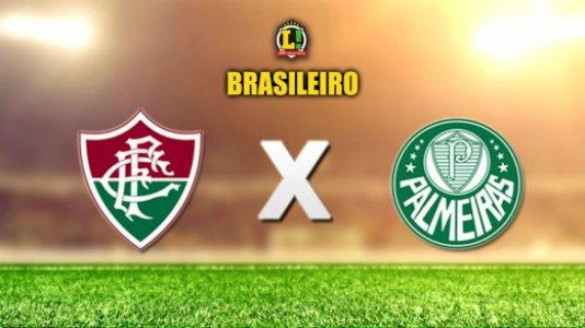 b5fb7cedc5 TEMPO REAL  acompanhe as emoções de Fluminense x Palmeiras. Siga os lances   https