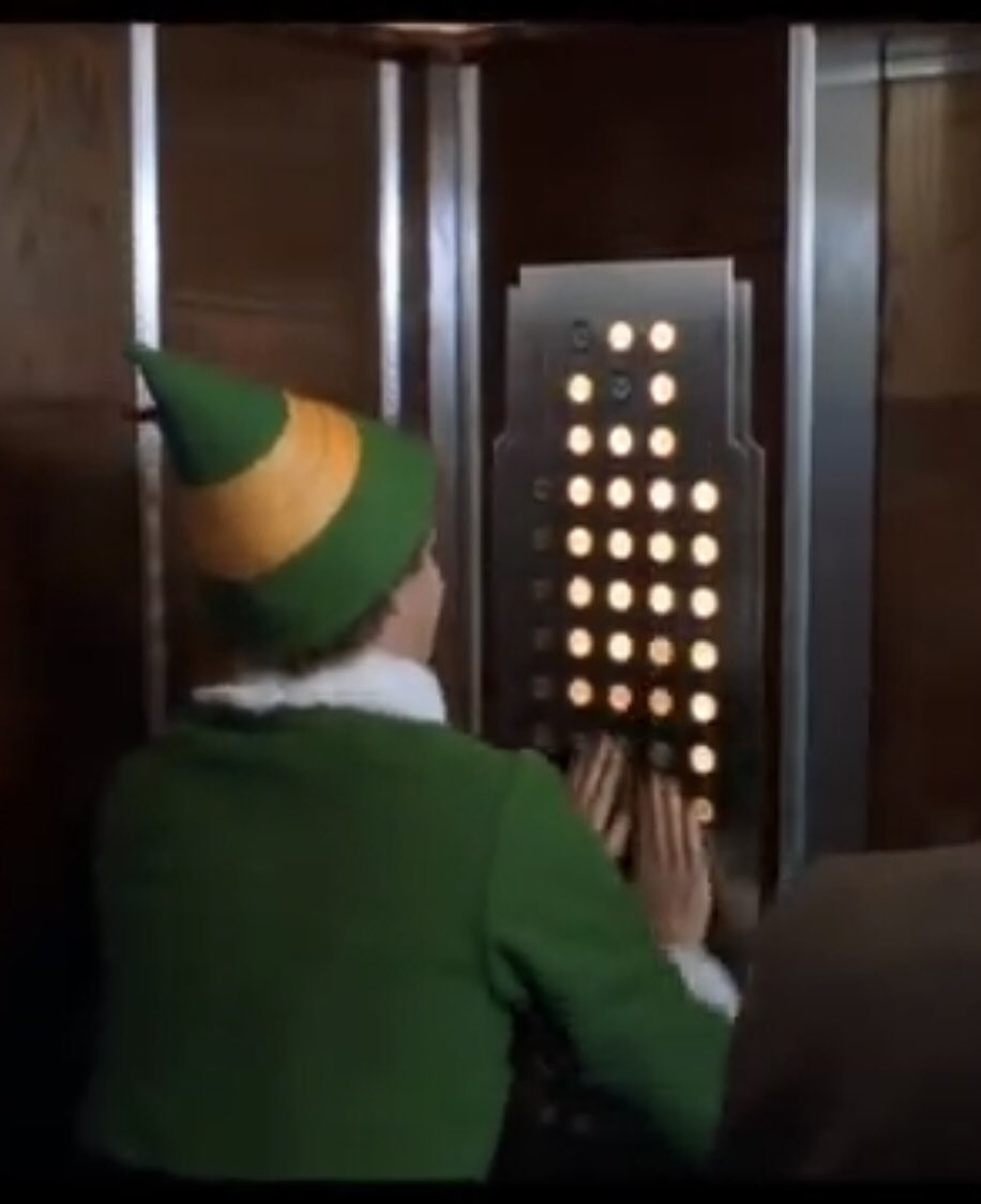 Sam Tuckerman On Twitter Just Realized The Elevators To My Office
