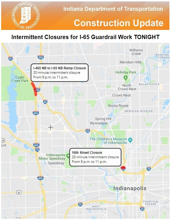 INDOT East Central on Twitter: