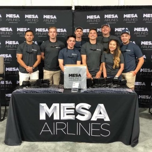 Mesa Airlines Picture