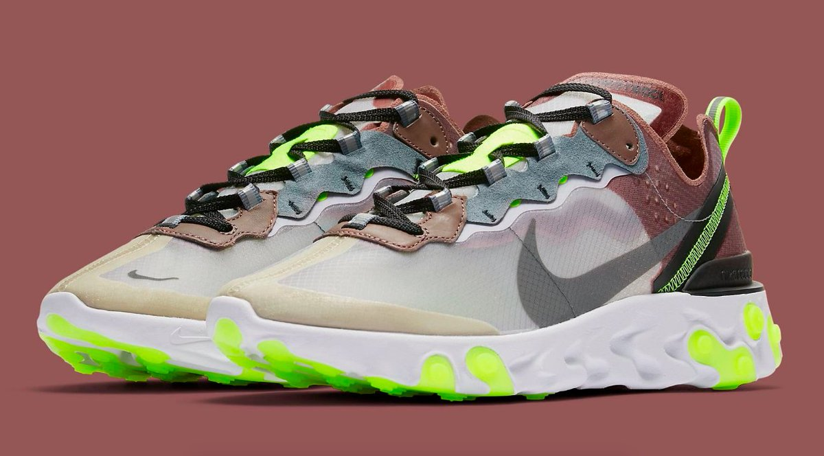 577ab5744e7 the nike react element 87 surfaces in two new colorways