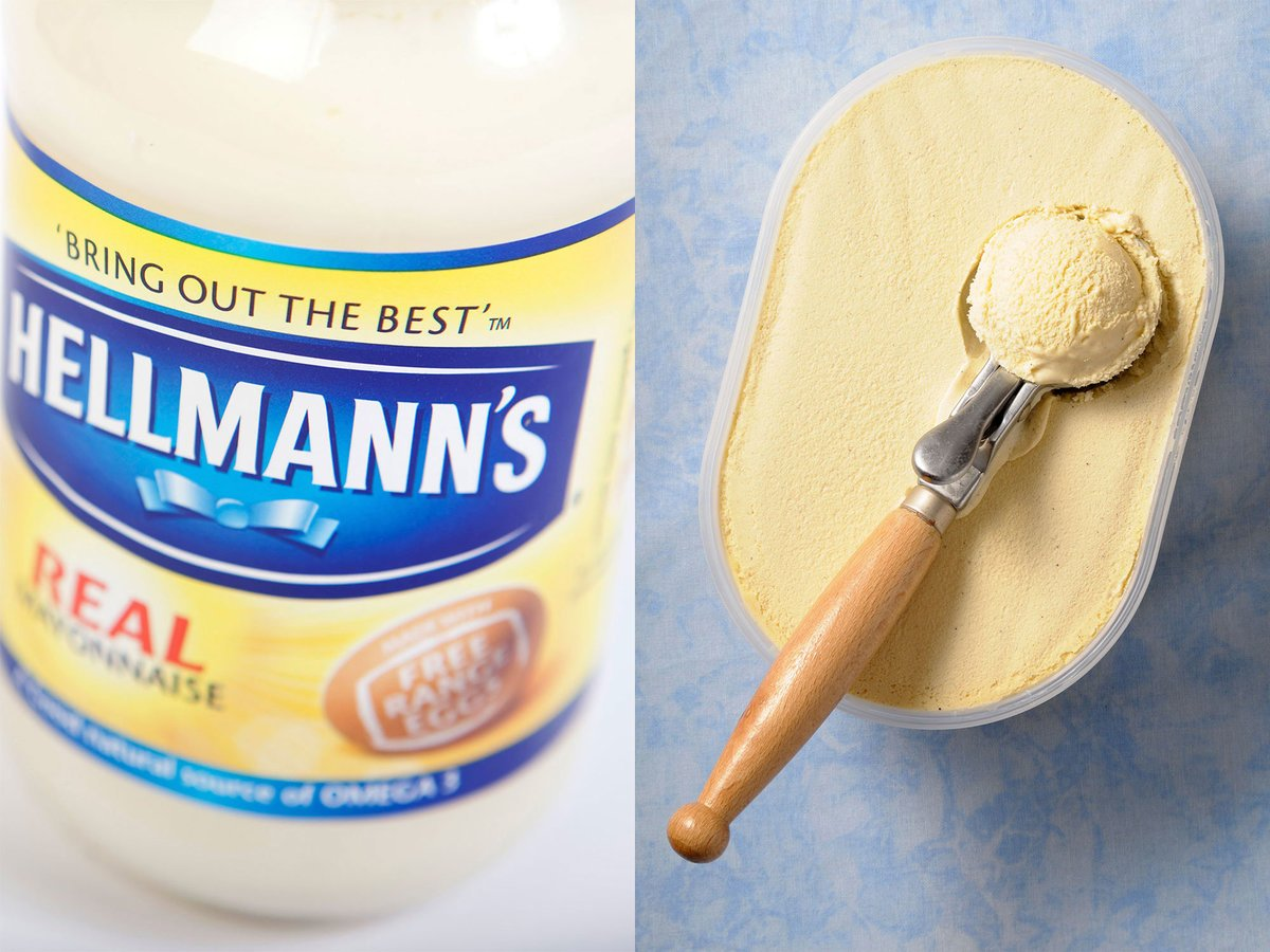 Mayonnaise is the most controversial ice cream flavor: https://t.co/cmgjhq7L0q
