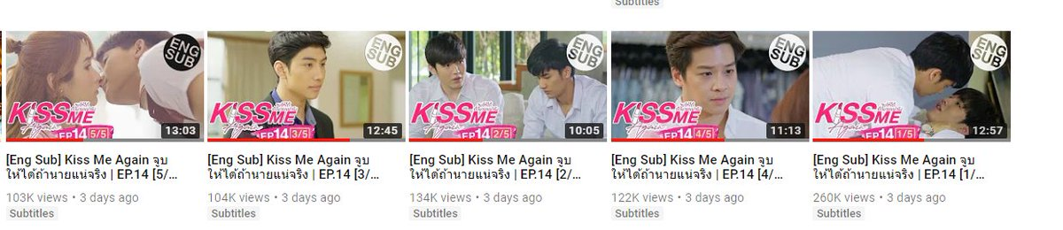 Kiss Me Again Ep 14 Eng Sub 1 5 idea gallery
