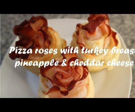 Pizza Roses With Turkey Breast, Pineapple & Cheddar Cheese Recipe https://t.co/lks96jdwb4 https://t.co/EvitZS4D52