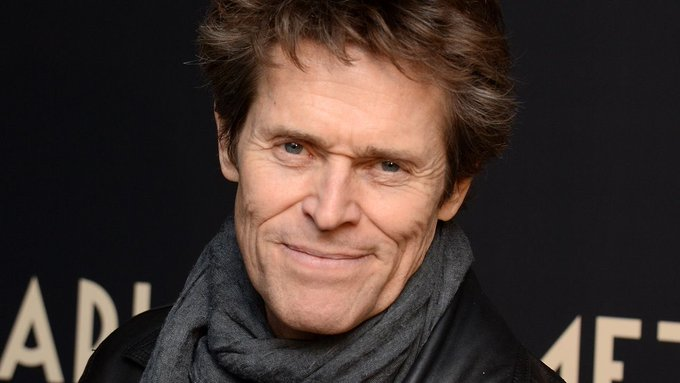 Wishing actor Willem Dafoe a Happy Birthday, he turned 63 yesterday!