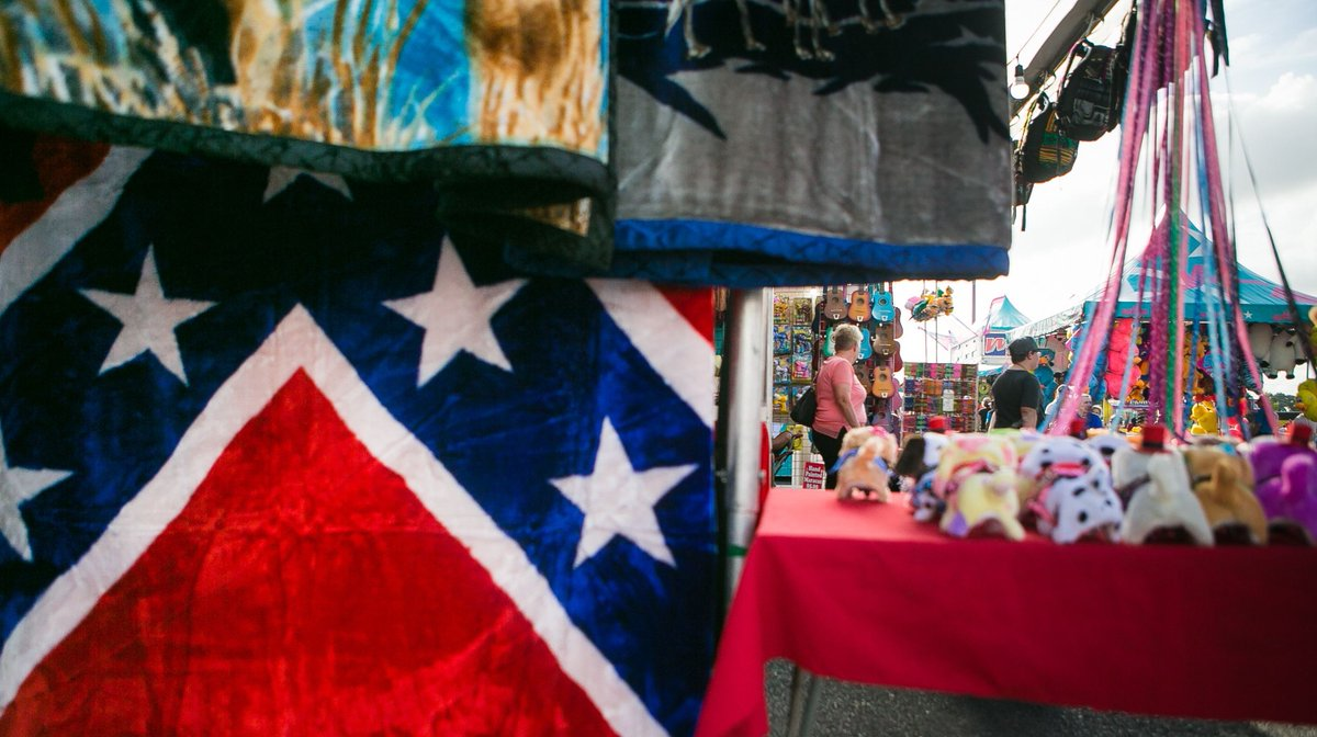 Delaware Online On Twitter Confederate Flags Spark Anger At