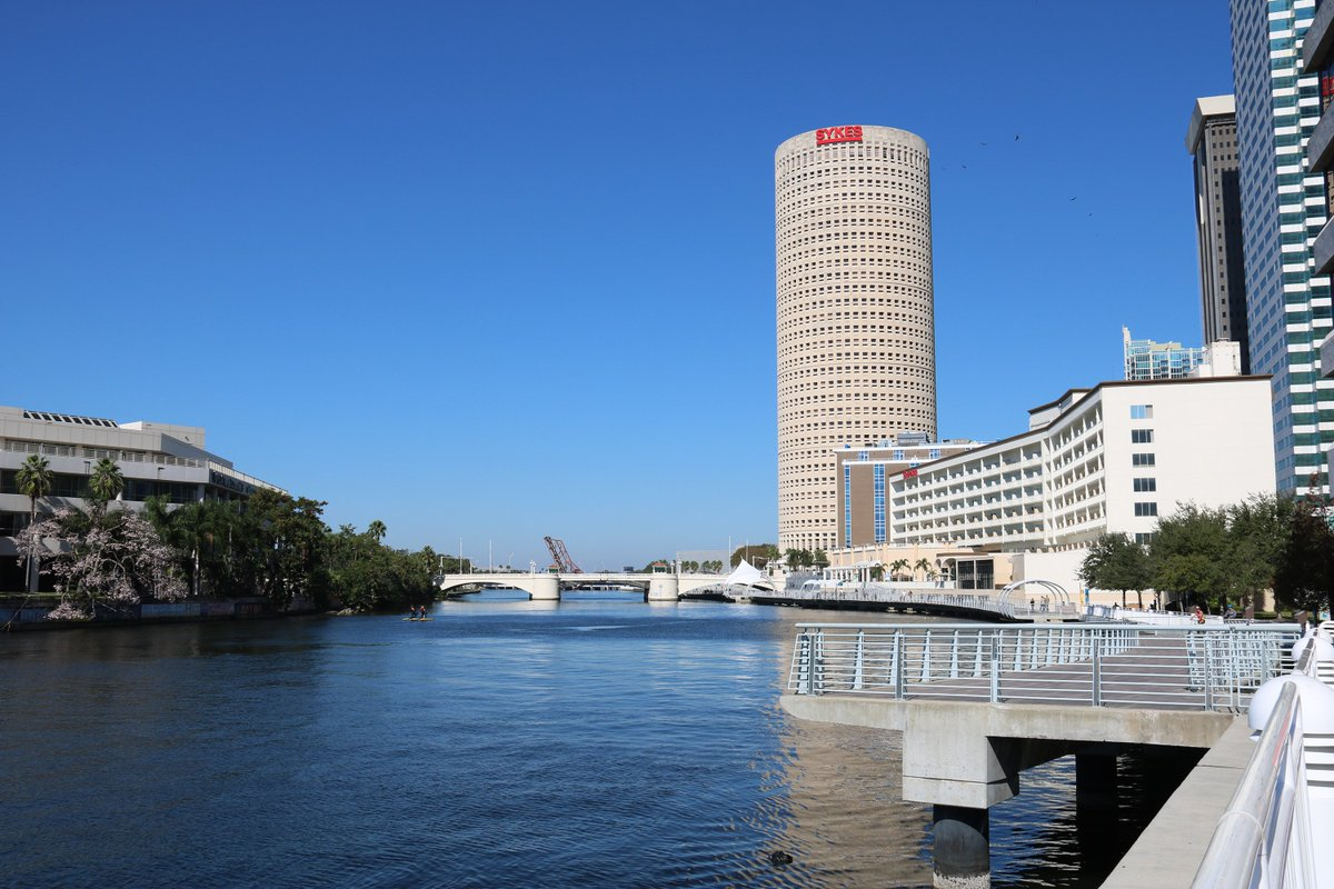 WalletHub Just Ranked Tampa One Of The Top 20 Best Large Cities To Live In What Is Your Favorite Thing About Living Here