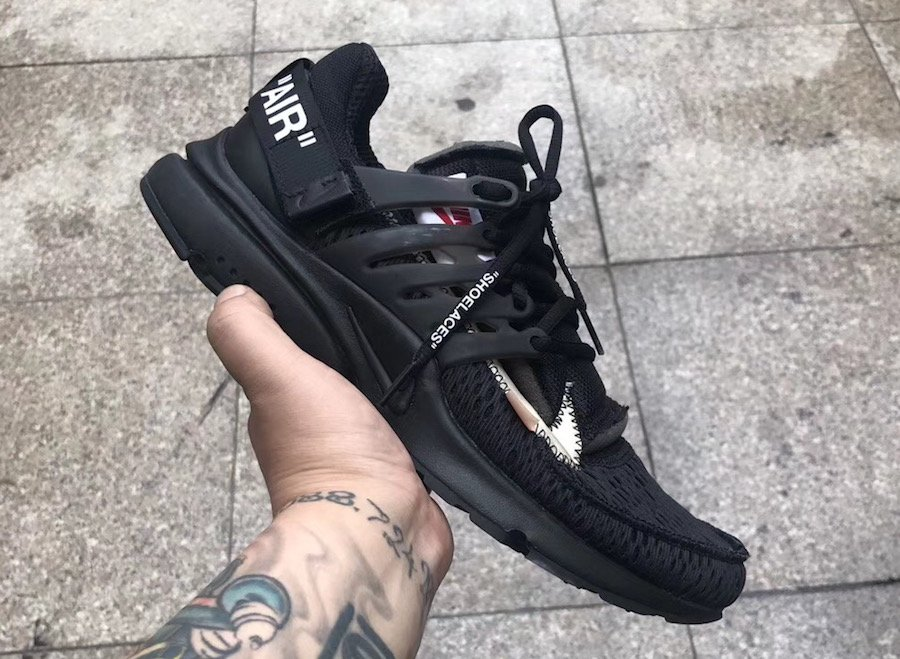 b82aa39252bf1a Nike Presto Off-White Black. We have plenty of raffles listed and we are  constantly updating! ...