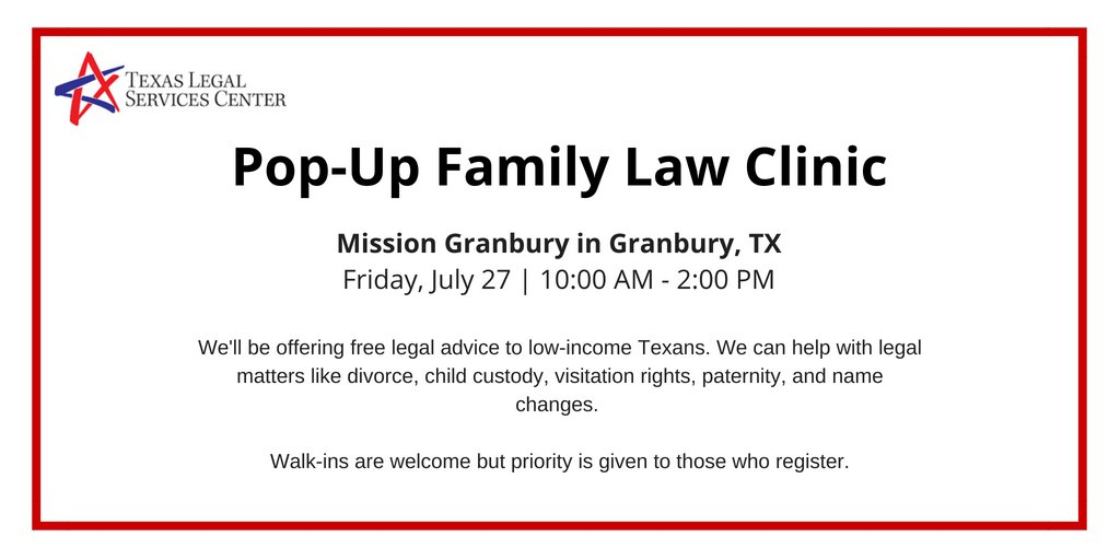 Texas Legal Services On Twitter In HoodCountyTX And Need Family - Free legal forms texas