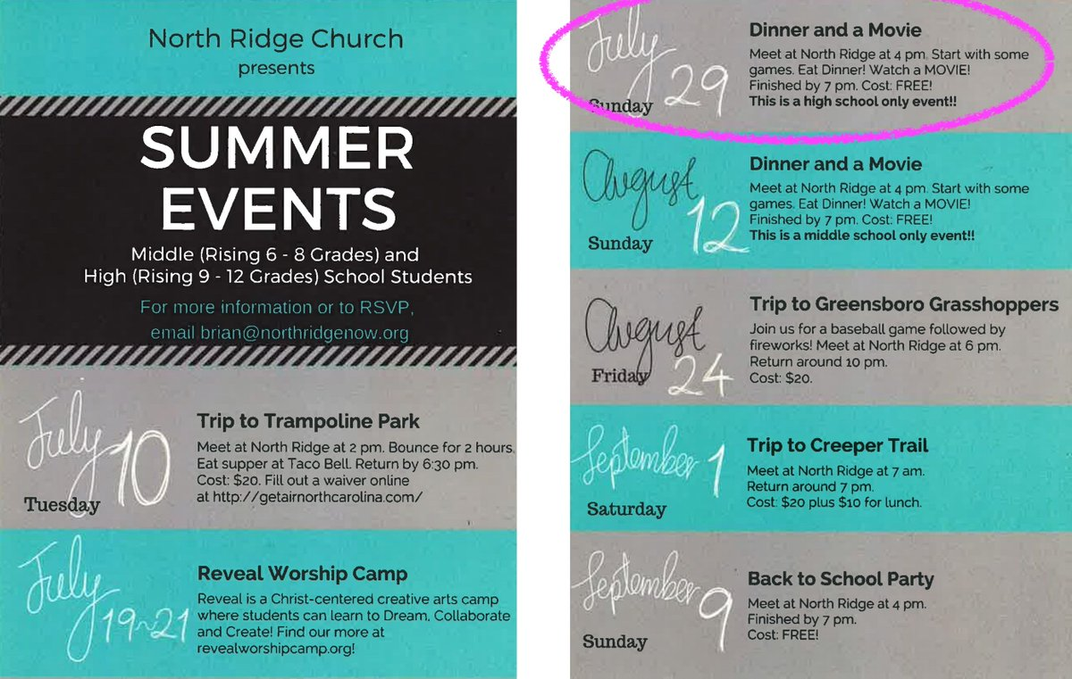North Ridge Church (@northridgenow) | Twitter