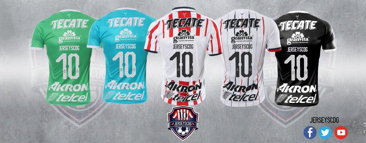 Playeras de Chivas ( JerseysCDG)  b56c7a82ec704