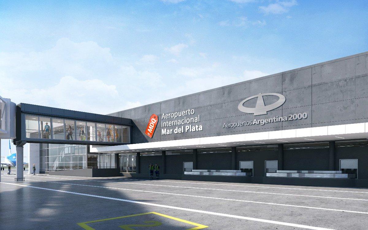 Resultado de la imagen para Aeropuerto Mar del Plata
