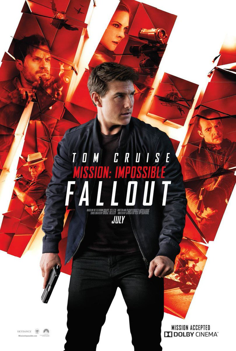 Mission: Impossible – Fallout (2018) | Mission: Impossible 6