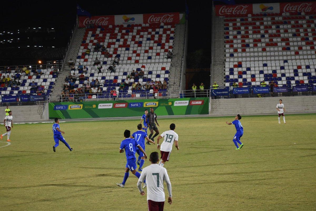Juegos deportivos centroamericanos y del caribe 2018. Di1EF_sUcAA6fxx