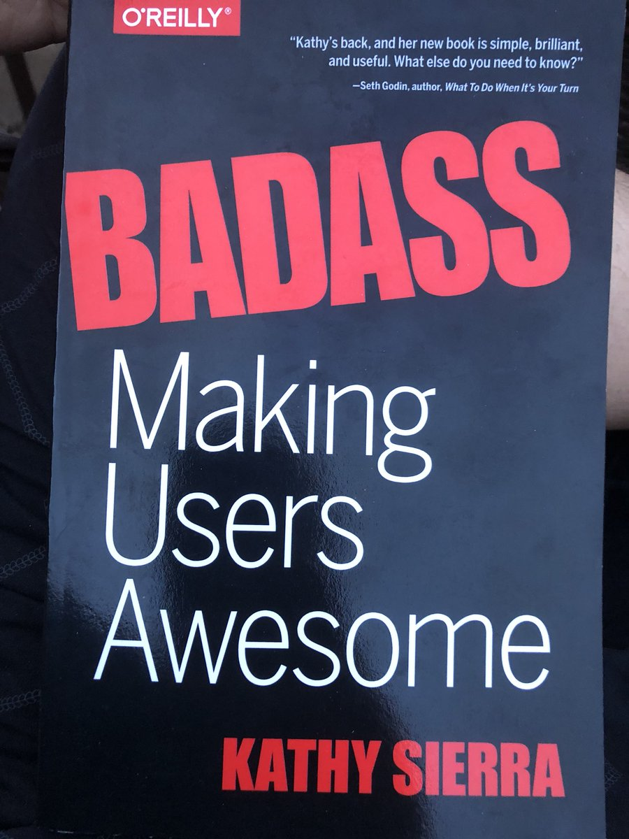 Badass Making Users Awesome