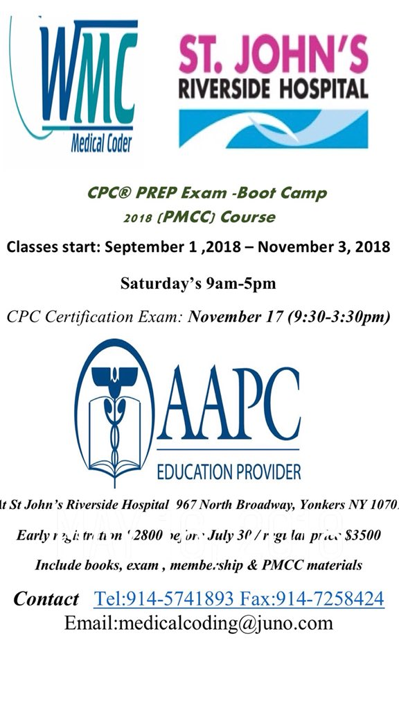 Reeham Neshiwat On Twitter Cpc Prep Course And Exam At St Johns