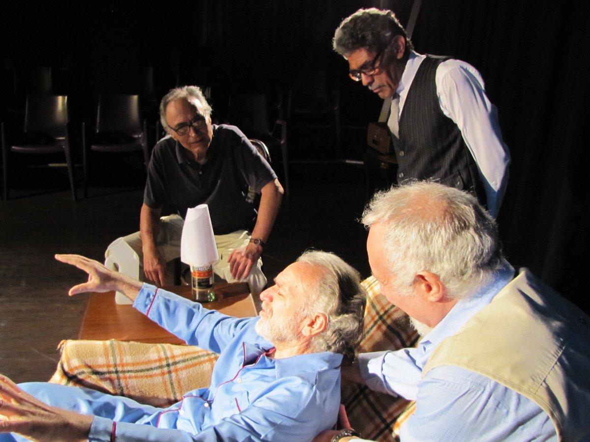 """4 Viejos asociación venezolana de conciertos on twitter: """"el fin de"""