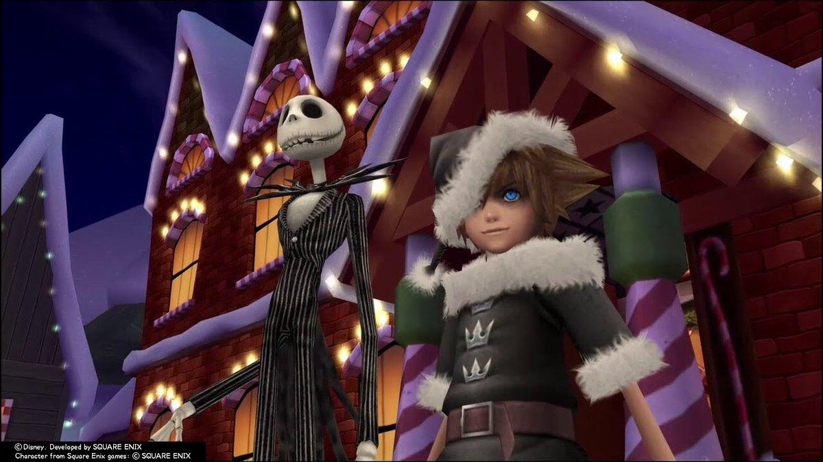 Kingdom Hearts Christmas.Kingdom Hearts Insider On Twitter Rumor Funkopopsnews