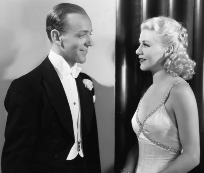 Ginger Rogers a Twitter: