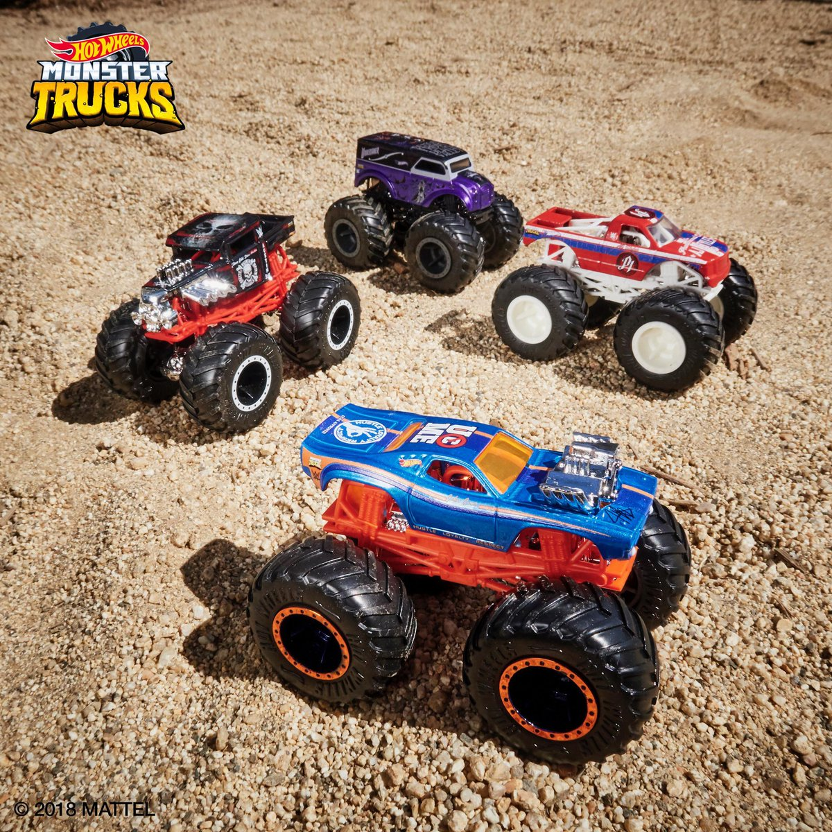 Hot Wheels On Twitter Check Out These Epic Wwe Monstertrucks We Revealed This Weekend At San Diego Comic Con And That S The Bottom Line Hotwheelssdcc Comiccon2018 Https T Co Wmqiero7xu