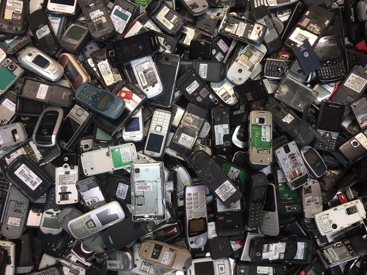 Handy Recycling Telekom