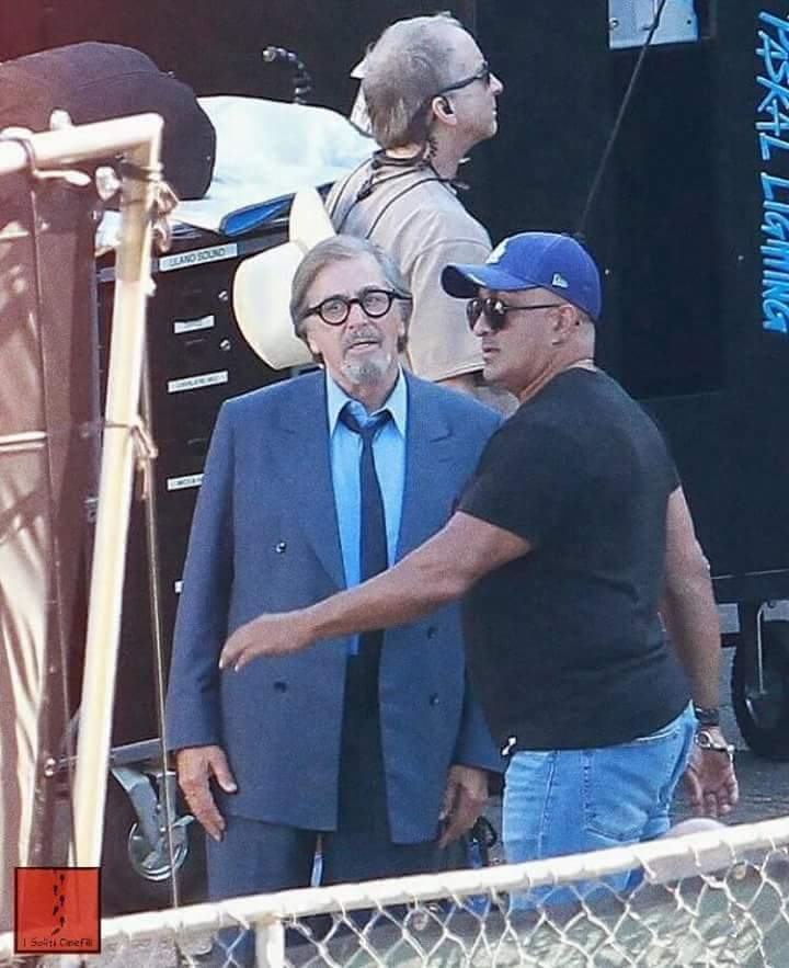 """Once Upon A Time In Hollywood: Quentin Tarantino News On Twitter: """"Al Pacino, Leo"""