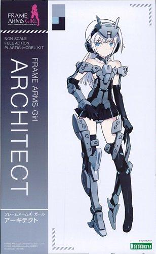 フレームアームズ・ガール アーキテクト Gun Metallic Ver.に関する画像4