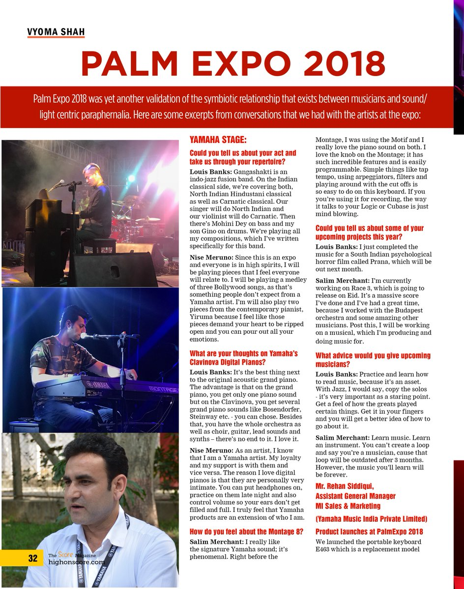 PALM Expo - INDIA on Twitter: