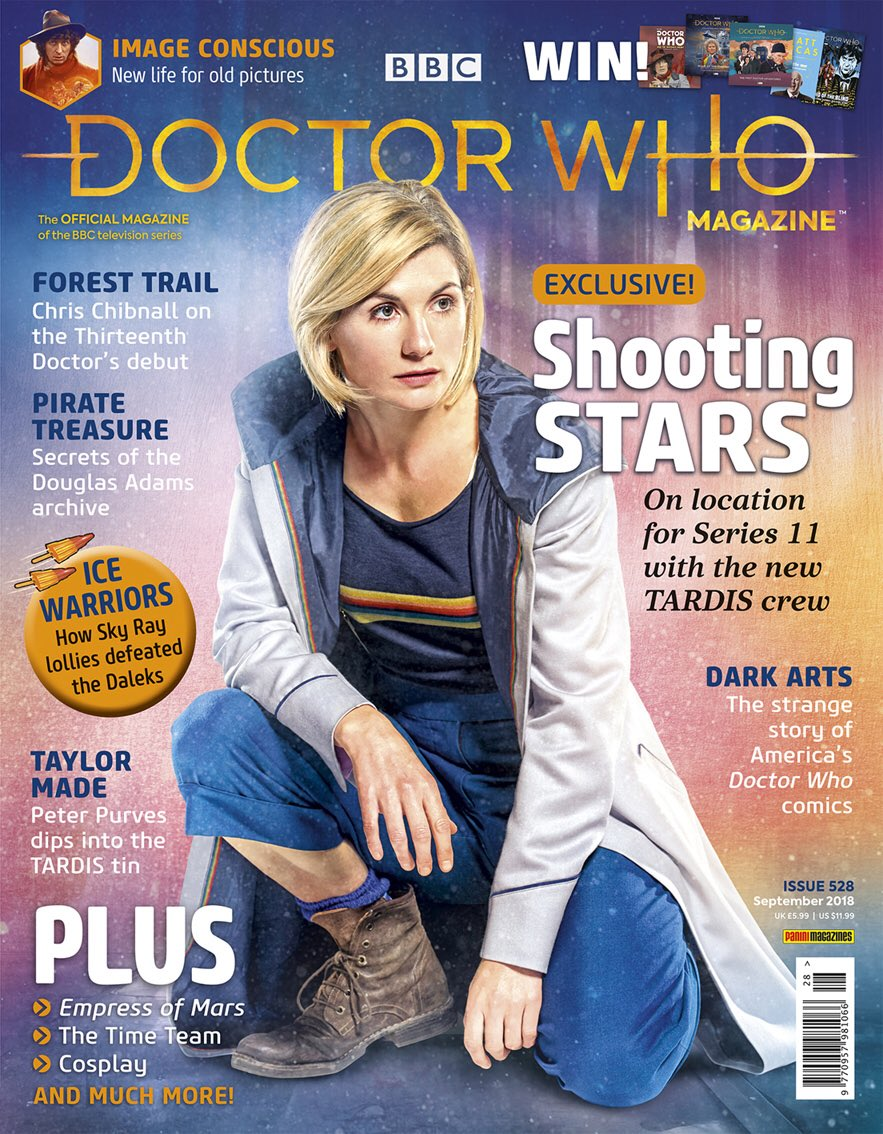 Doctor Who magzine 2018 Di2Qi7BXsAAXfrz