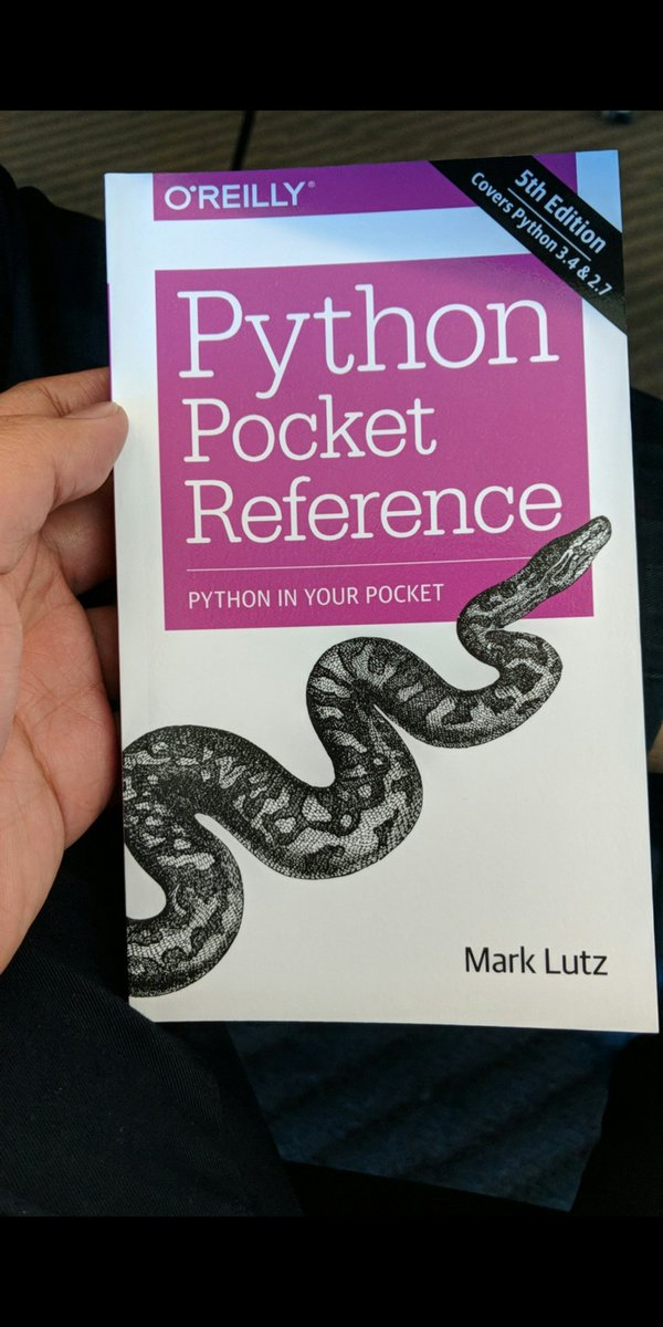 Python Pocket Reference 5th Edition Pdf