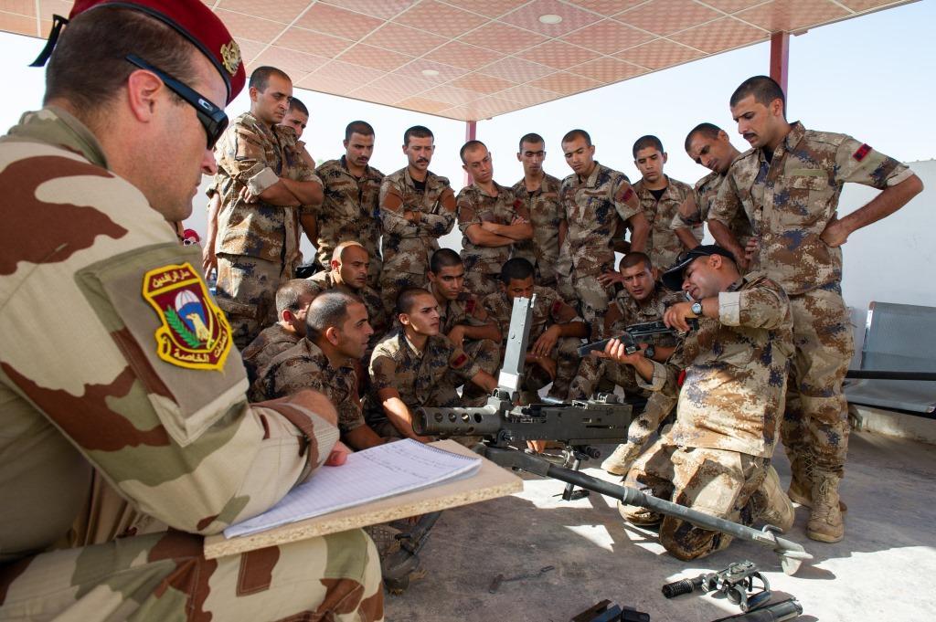 جهود التحالف الدولي لتدريب وتاهيل وحدات الجيش العراقي .......متجدد - صفحة 3 Di2Zx_nU0AAdo2I