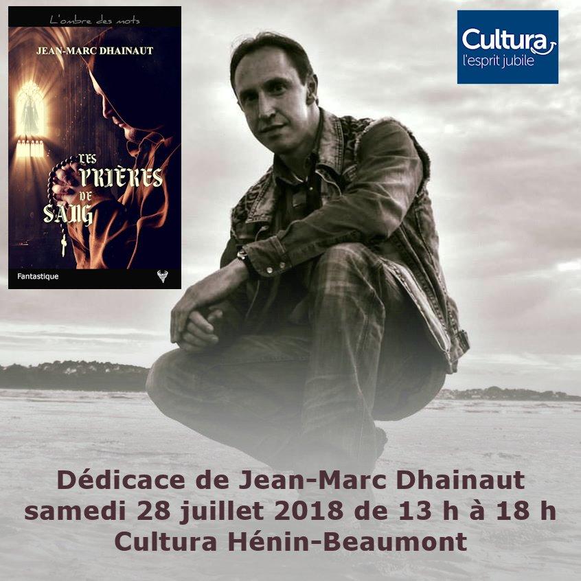 LES PRIÈRES DE SANG de Jean-Marc Dhainaut  Di2hTxtXoAACLRx