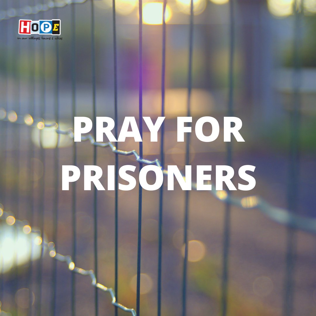 Prayers For Prisoners Release