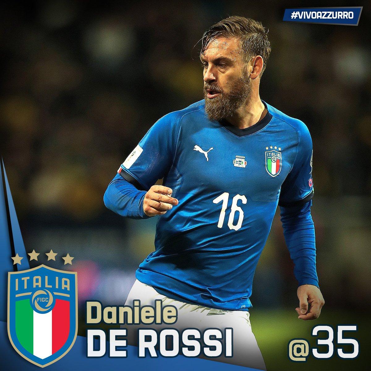 selamat ulang tahun Daniele De Rossi!