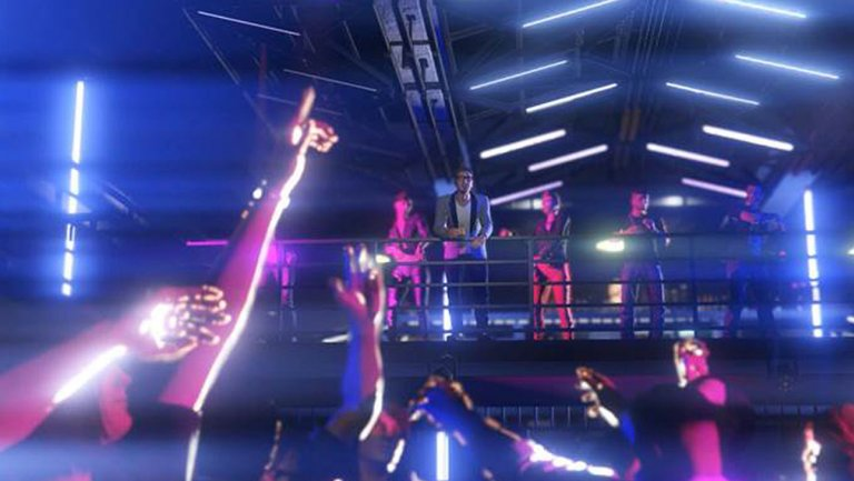 Get your dancing pants on - the #GTAOnline After Hours update is live vg247.com/2018/07/24/gta…