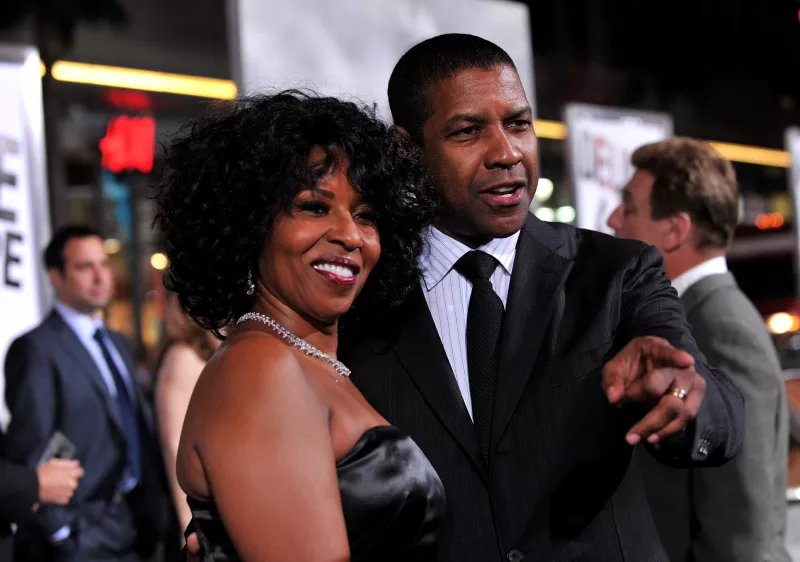 Denzel Washington on sustaining a 35-year marriage: 'I do what I'm told and keep my mouth shut!' https://t.co/iAuNoro4Uf