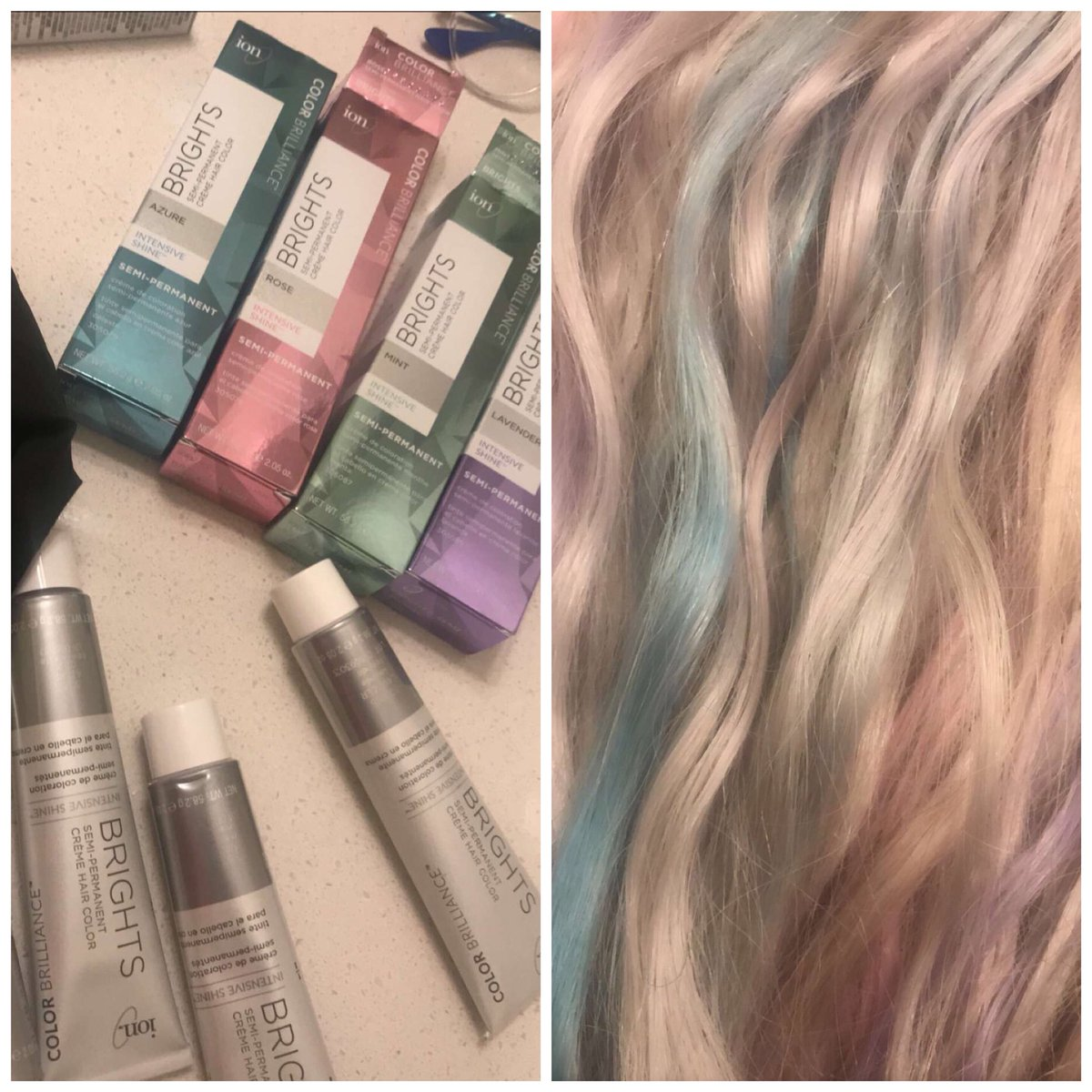 Suto On Twitter Had Some Fun With My Hair Again Today Haven T Been Brave With Colors For Awhile Think I Really Like The Light Tones But Might Darken Just A Bit Before