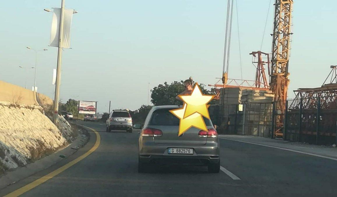 نتيجة بحث الصور عن سيدة لبنانية تتعرى في الشارع العام
