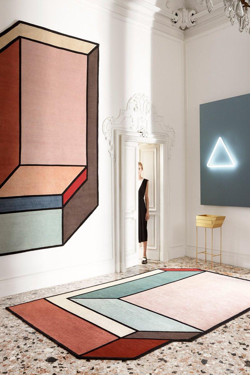 Interior Design Optical Illusions