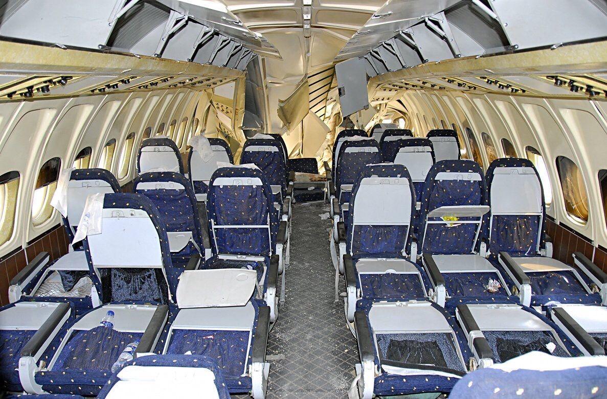 Aria Air Flight 1525